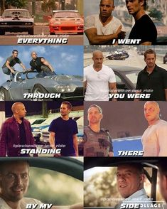 Fast and Furious Walker,Vin Diesel,fast and furious quotes, Fast And Furious Letty, Fast And Furious Memes, Movie Fast And Furious, Furious Movie, The Furious, Vin Diesel, Paul Walker Quotes, Paul Walker Movies, Paul Walker Tribute