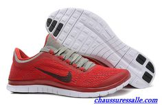 new style 38752 3400a Vendre Pas Cher Chaussures Nike Free 3.0V5 Homme H0025 En Ligne. Chaussure  Nike Air