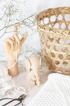 © amalielovesdenmark.com DIY Stricken Babydecke Knitting