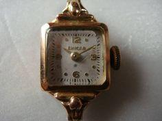 Enicar  ENICAR14K585used Watch Antique 18000yen 0529