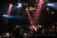 Get your clubbing on at The Grand, Vessel, or Ruby Skye