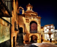 Calaceite by Jose Luis Mieza, via 500px