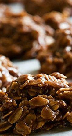 No Bake Cookies | gimmesomeoven.com