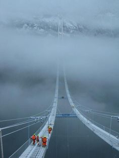 A Bridge In Norway | A Pondering Mind