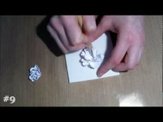 Flower Power How to make 10 flowers with 1 punch set (Part 2) - YouTube