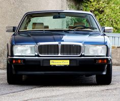 Jaguar XJ6 4.0 Sovereign, lovely car, very comfortable, but leaked badly - LGMSports.com