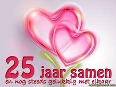 e cards 25 jaar getrouwd 21 best Huwelijk images on Pinterest | Happy b day, Happy birth  e cards 25 jaar getrouwd