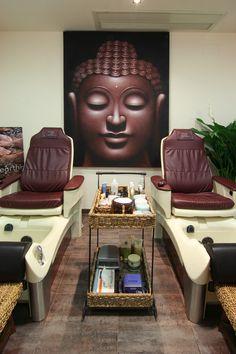 Zona Pedicuras Buda nails & beauty