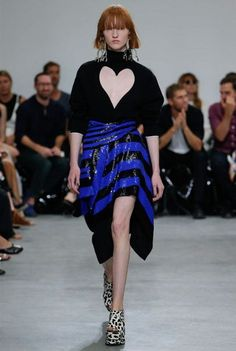 Proenza Schouler New York Spring/Summer 2017 Ready-To-Wear Collection   British…