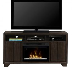 Dimplex - Home Page » Fireplaces » Media Consoles » Products » Bayne Media Console