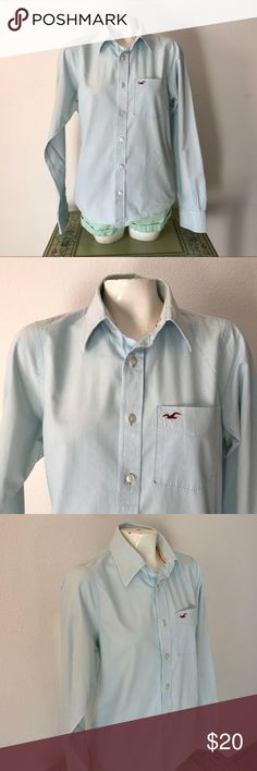 Hollister | Women's | Button Up Blouse | Medium Hollister | Women's | Button Up Blouse | Medium Hollister Tops Button Down Shirts