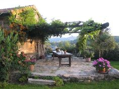french country garden | outside spaces | Pinterest