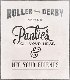 Roller Derby    Share, repin, like and follow me :))