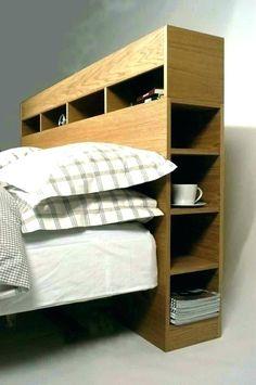 fcef09e47e88 bed with shelf headboard awesome ideas king headboards storage shelves  wonderful size for full beds id