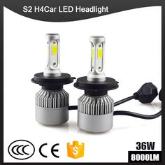H4 High Quality 72W 8000LM High Lumens LED Headlight Replacement Bulb For Auto Car All In One  White. Yesterday's price: US $23.40 (19.27 EUR). Today's price: US $13.10 (10.75 EUR). Discount: 44%.