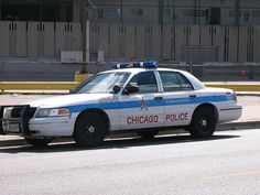 CHICAGO Police Department Vehicle
