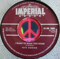 FATS DOMINO.....I WANT TO WALK YOU HOME.....RARE 1959....NICE....CAN HEAR…
