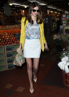 Miranda Kerr #celebrity #fashion