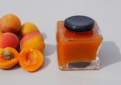 Confiture d'abricots à la vanille