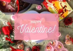 Happy Valentine's Day World! :D #Valentine #ValentinesDay #Cookies #Chocolates #Flowers #Roses #PositiveLife