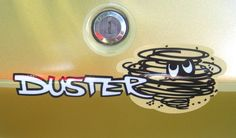plymouth duster logo | and no doubt, the Plymouth Duster had character all of its own. The ...