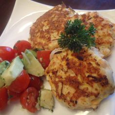 Paleo Salmon Patties – The Foodee Project