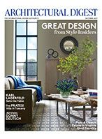 Love this month of Architectural Digest. Clean and warm colors and rooms.