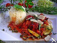 Zucchini Parmigiana, ein beliebtes Rezept aus der Kategorie Gemüse. Bewertungen: 101. Durchschnitt: Ø 4,4.