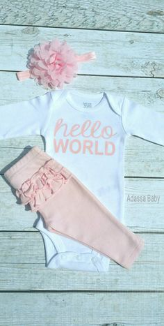 Newborn Outfit More