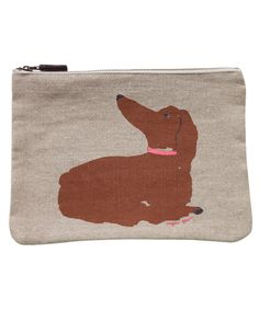 change purse dachshund – Virginia Johnson