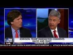 Candidate Gary Johnson: Special Report with Bret Baier 6/6/16 FULL
