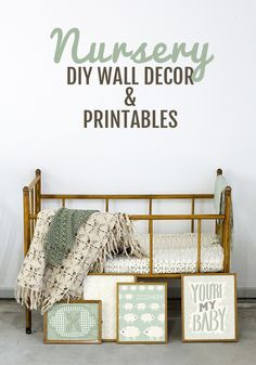 Nursery wall decor - simple as that