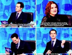 When Susie Dent took down Jimmy with a perfect poker face.