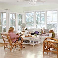 100 comfy cottage rooms