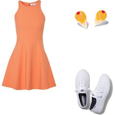 Untitled #39 by joigregg on Polyvore featuring polyvore fashion style Elizabeth and James Keds