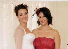 con mi hermana,preciosa.