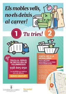 campanya civisme #lagarriga #vallesoriental #cartell #disseny