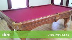 D. Jaburek Billiards & Pool Tables