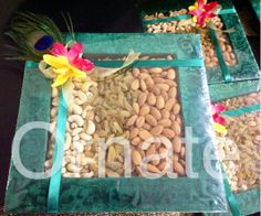 Dryfruit packing