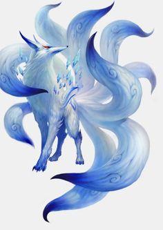 武侠网游《仙》千年等待 九尾狐之恋