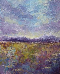 Landscape painting - Sierra Briggs