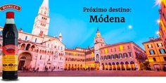 Sorteo de 4 viajes a Módena para 2 personas de Borges #sorteo #concurso