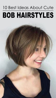 """""""Yes we are convinced that long bob hairstyle is the fabulous choice for long hairstyles! Here isa collection of 40 Super cute bob hairstyles and haircuts that you must try. Go down and get inspired! #Allhairstylesblog #BobHairstyles #BobHairstylesforblackhair #BobHairstylesforfinehair #BobHairstylesmedium #BobHairstyleshowtostyle"""