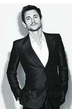 His suit O.o