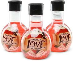 Spice Up Your Life With the Love Energy Potion #drinking trendhunter.com