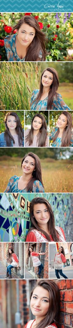 Senior Girl Session - Carrie Anne Photography