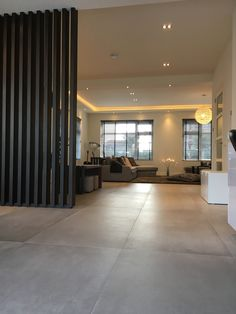 Awesome Living Room Flooring Ideas 70 Smooth Concrete Floor Ideas for Interior Home Concrete Look Tile, Smooth Concrete, Concrete Floors, Modern Flooring, Grey Flooring, Flooring Ideas, Tile Flooring, Grey Floor Tiles, Hallway Flooring