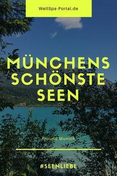 München hat viele schöne Orte, ganz besonders aber sind die Seen rund um die bayrische Landeshauptstadt. Die schönsten Seen rund um München. Around Munich. Von Starnberger See über den Ammersee. Tegernsee bis Osterseen aber auch Walchensee und Kochelsee sind in Münchens Nähe. Seenliebe in Bayern.