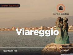 Il Liberty nella città di Viareggio il 28 Aprile 2013 ore 15:00 #invasionidigitali #liberiamolacultura