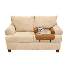 Give pets a place on the furniture to sleep and know that your furniture is protected with the K&H Bolstered Furniture Cover. This bolstered pet bed fits ni Furniture Slipcovers, Furniture Covers, Slipcovers For Chairs, Sofa Covers, Seat Cushions, Pillows, Animal Room, Cool Pets, Animals